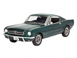 1/24 1965 Ford Mustang 2+2 Fastback Car