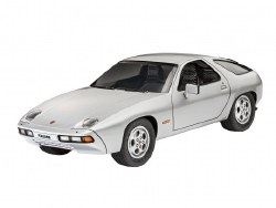 1/16 Porsche 928 Sport Car Plastic Model Kit