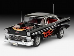 1/24 1956 Chevy Custom Car Plastic Model Kit