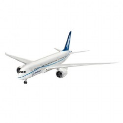 1/144 Boeing 787-8 Dreamliner Plastic Model Kit