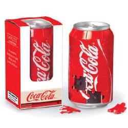 Coca-Cola 3-D Can Puzzle