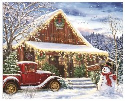 Lazy Creek Country Store1000pc