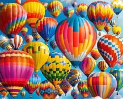 Balloon Fest - 1000pc