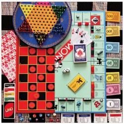 Board Games 36pc