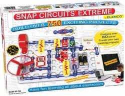 Snap Circuits ® Extreme 750