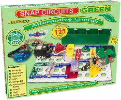 Snap Circuits ® Green