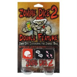 Zombie Dice 2 - Double Feature Expansion