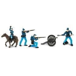 Civil War Union Soldiers Designer Toob #2 (6 pcs)
