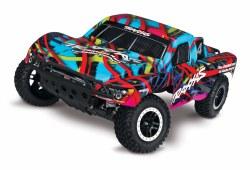 1/10 Slash 2WD Brushed 2.4GHZ - Hawaiian