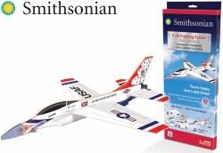 Smithsonian F/A - 17 Fighting Falcons Thunderbirds Glider Kit