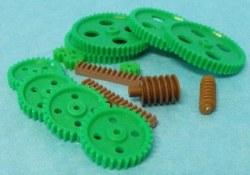 Motor Gears - Large Plastic