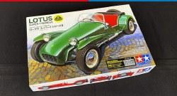 1/24 Lotus Super 7  Plastic Model Kit
