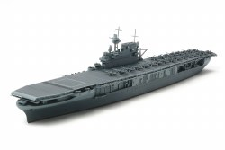 1/700 US Aircraft Carrier Yorktown Plastic Model Kit