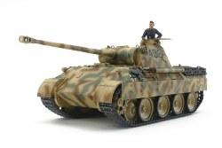 1/48 German Tank Panther Ausf.D Model Kit