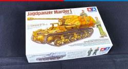 1/35 German Tank Destroyer Marder I Plastic Model Kit