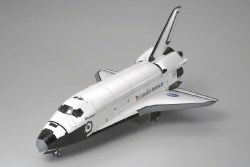 1/100 Space Shuttle Orbiter Model Kit
