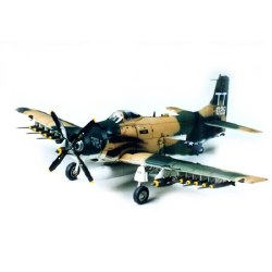 1/48 Douglas A-1J Skyraider USAF Plastic Model Kit