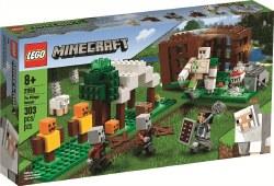 LEGO: Minecraft Pillager Outpost