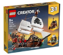 LEGO: Creator: Pirate Ship
