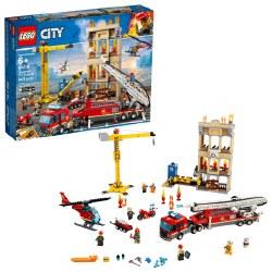LEGO: City: Downtown Fire Brigade