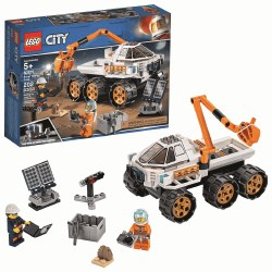 LEGO: City: Space Rover Testing Drive