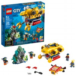 LEGO: City: Ocean Exploration Submarine