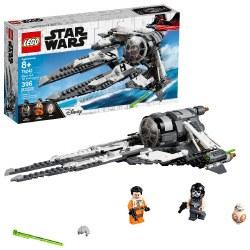 LEGO: SW: Black Ace TIE Interc