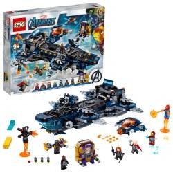 LEGO: Advengers: Helicarrier