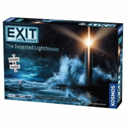 EXIT: The Deserted Lighthouse with Escape Puzzles