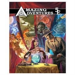 5E: Amazing Adventures