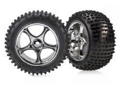 Alias Tire w/ Chrome Wheels