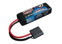 2200mAh 7.4v 2-Cell 25C LiPo Battery
