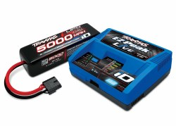 4S LIPO Battery/Charger Completer Pack