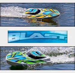 Blast RTR w/Waterproof ESC/Wall Charger/2.4
