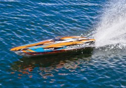 Spartan Brushless Race Boat - 36""