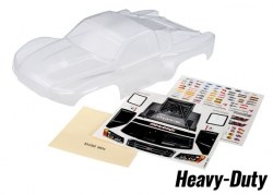 Slash 4x4 Body with Window Masks and Decal Sheet