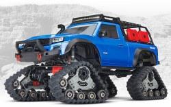 TRX4 Crawler with TRAXX