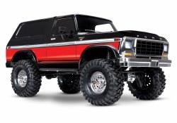 TRX-4 Bronco Ranger XLT - Red