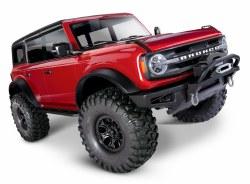 TRX-4 2021 Bronco Ranger - Red