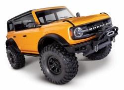 TRX-4 2021 Bronco Ranger - Orange