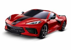 1/10 Corvette AWD On-Road Car - Red
