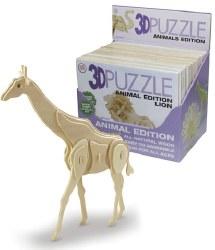 3D Puzzle- Animals