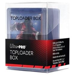 Box 3x4 Toploader Box