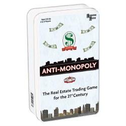 Anti Monopoly Tin