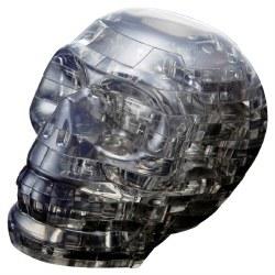 3D Crystal Puzzle- Black Skull