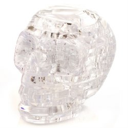 3D Crystal Puzzle- Skull
