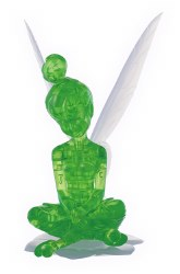 3D Crystal Puzzle- Tinker Bell
