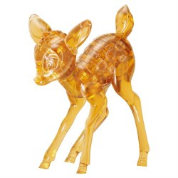 3D Crystal Puzzle- Bambi