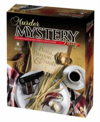 Murder Mystery: Pasta, Passion, & Pistols