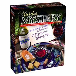 Murder Mystery: A Taste for Wine and Murder